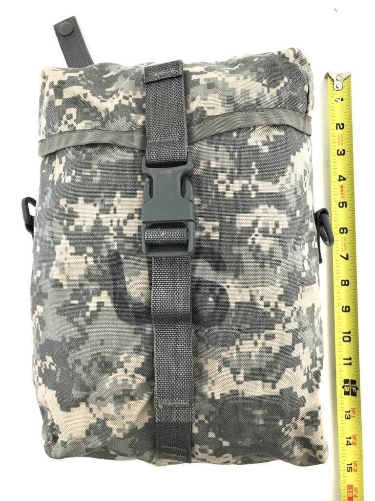 2 Pre-owned Army ACU Sustainment Pouches for Large Rucksacks