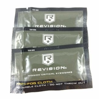 3 Pack of Revision Anti-Fog Cloths