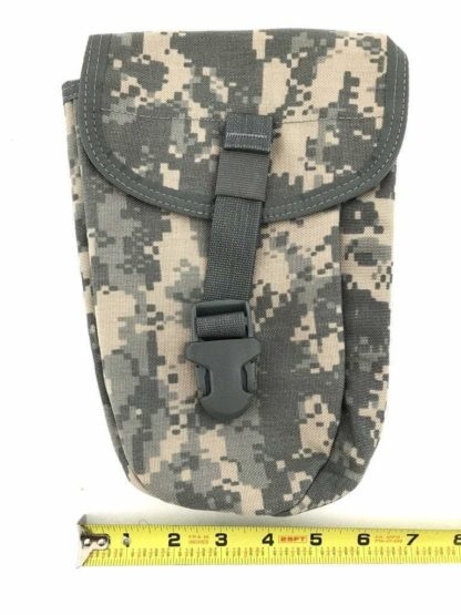 ACU E-tool Pouch, Entrenching Tool Carrier