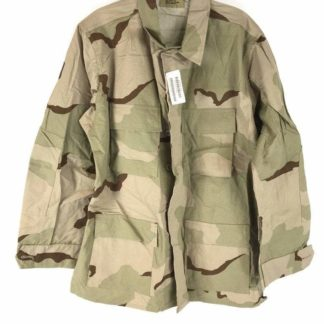 Army Desert Camo Coat, DCU Uniform Jacket