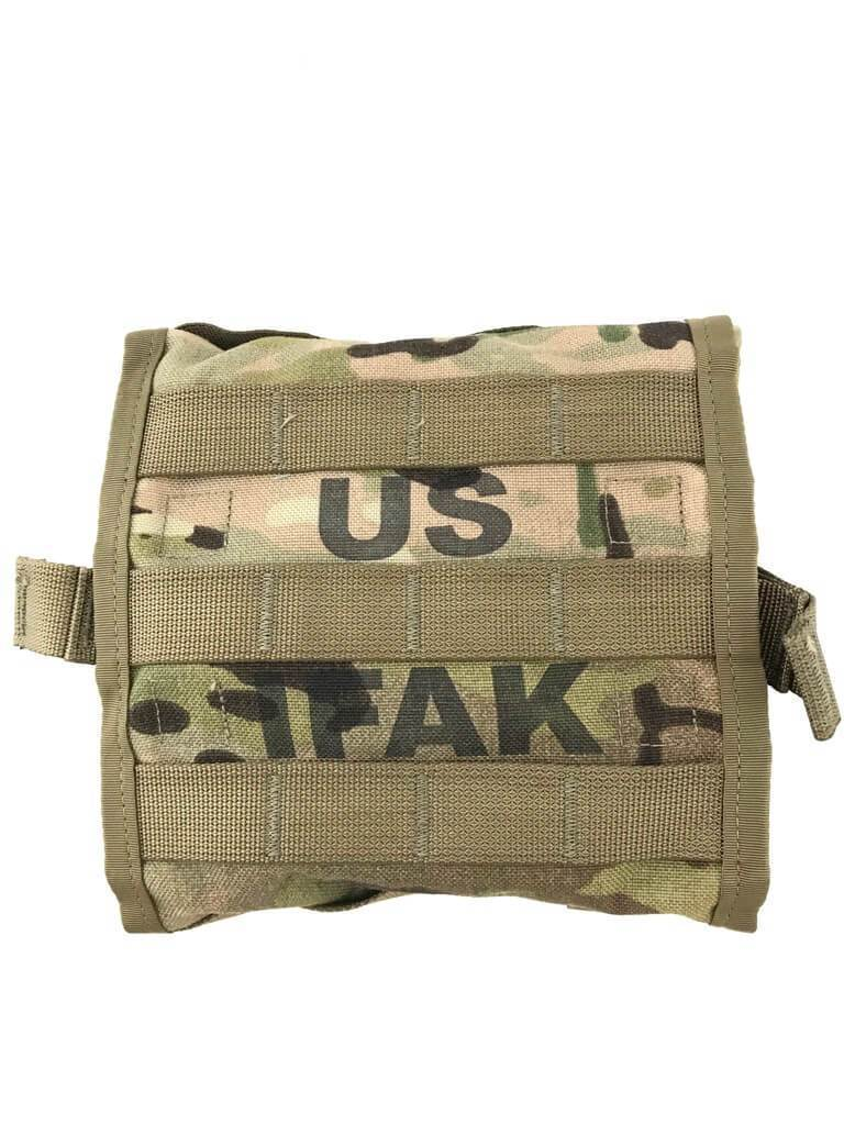 Army Multicam Complete IFAK II Kit, Improved First Aid Kit II