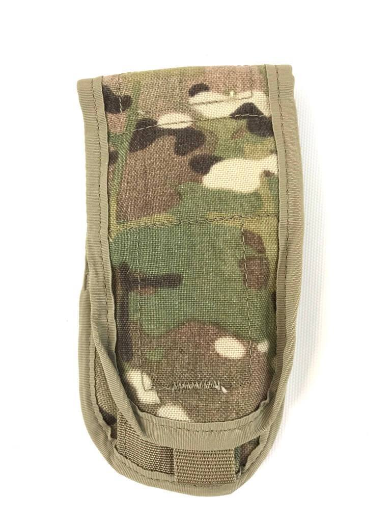 Army Multicam M-4 Double Mag Pouch, New Style