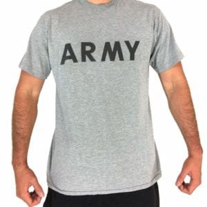 Army Physical Fitness Uniform, Military Issue PT IPFU