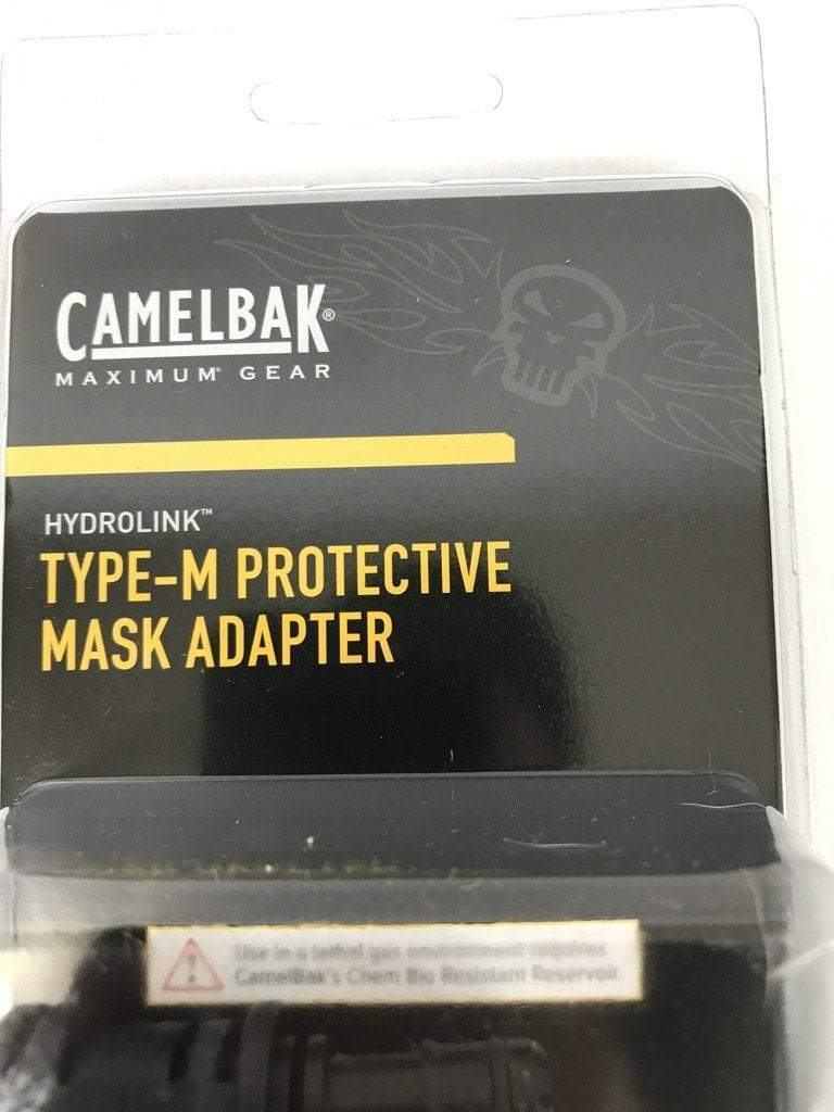 Camelbak Hydrolink Type-M Mask Adapter Protective Mask Adapter, 90522