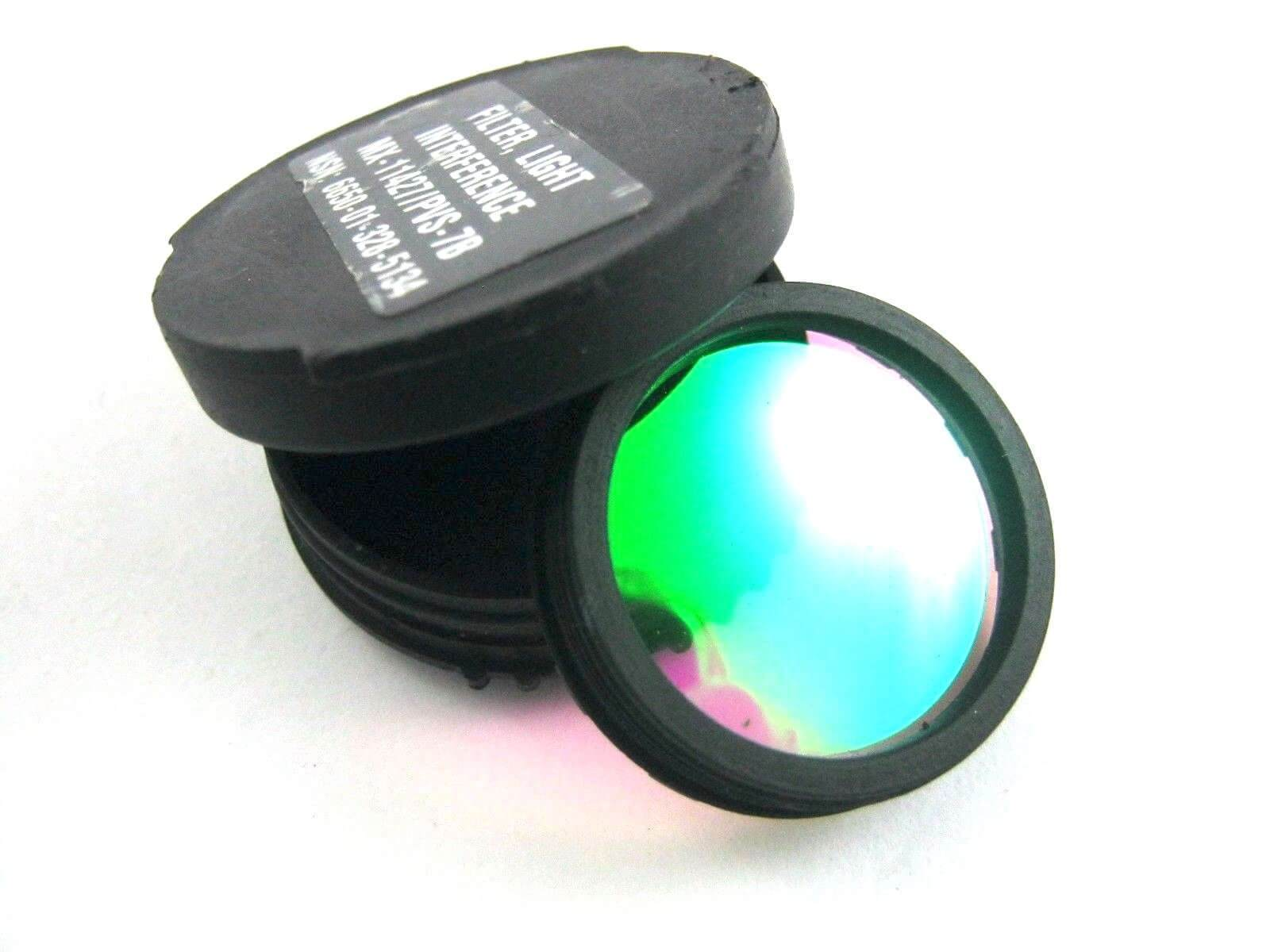 Light Interference Filter LIF, Night Vision Lens PVS 14 & 7 NVG, Army Issue