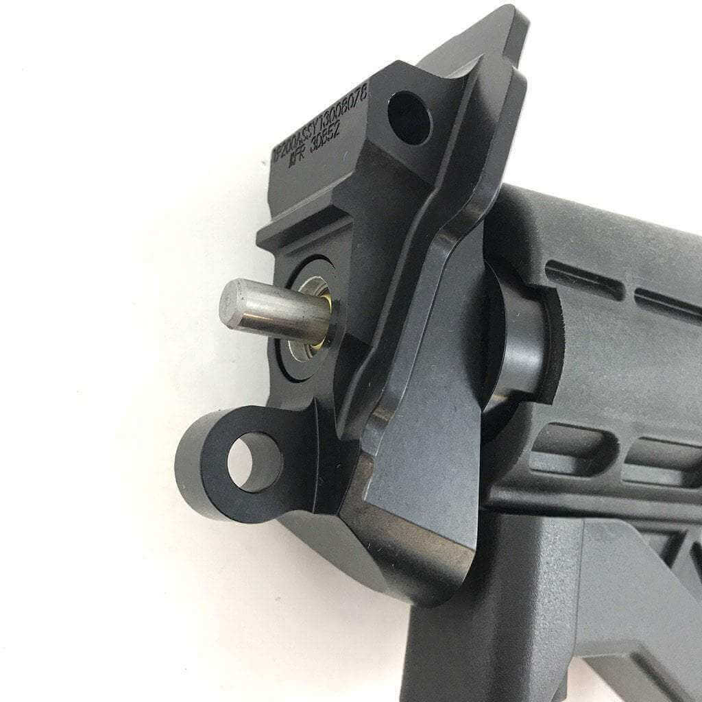 M249 SAW Collapsible Buttstock Assembly