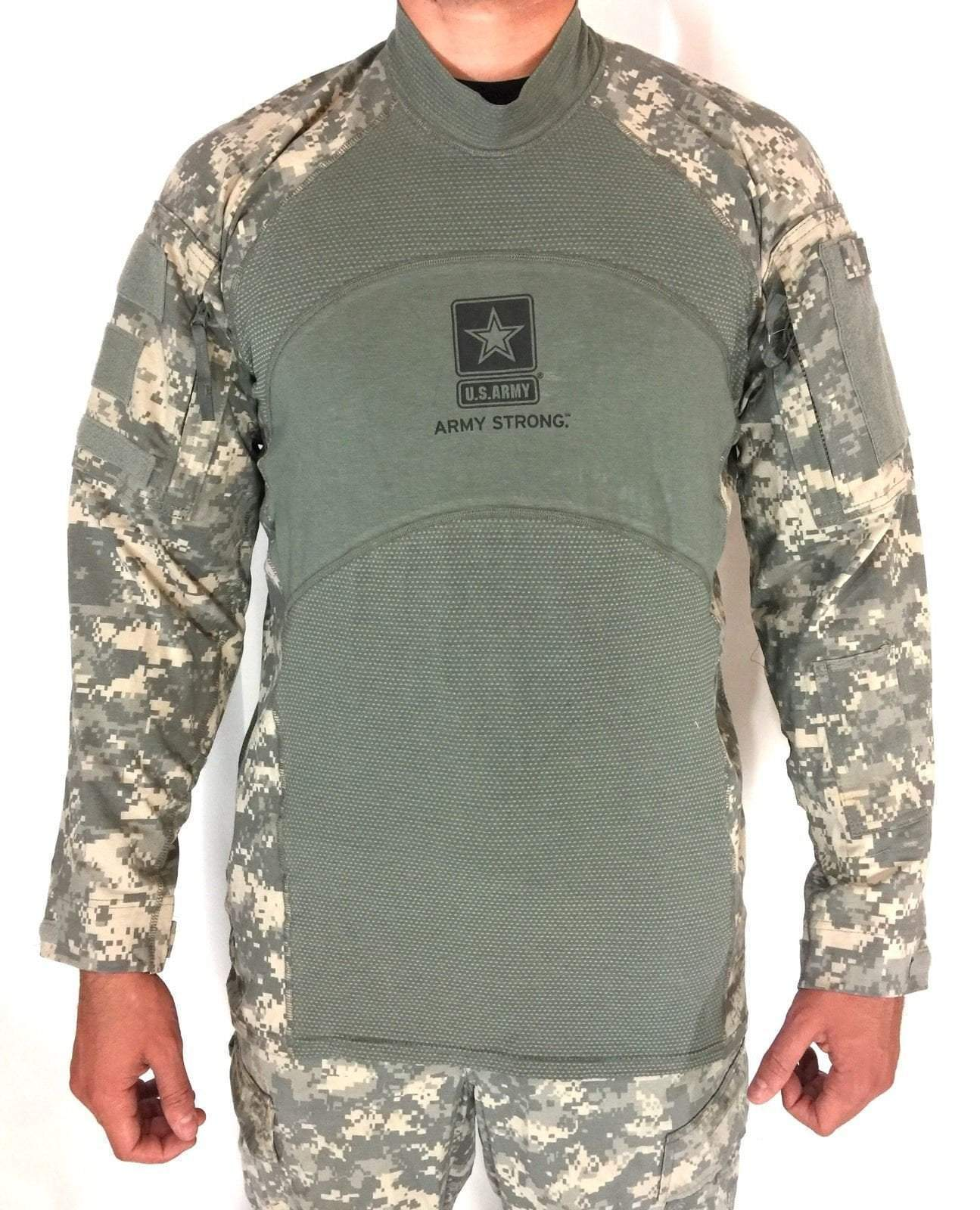 2b755e8f0022 MASSIF Army Combat Shirt with Army Strong Logo - Army Surplus Online