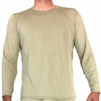 Military Thermal Undershirt, ECWCS Level 1 Base Layer shirt