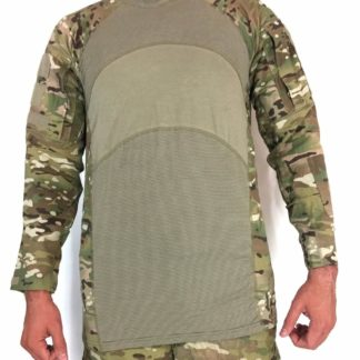 Multicam Army Combat Shirt (ACS), Military Issue Flame Resistant