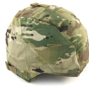 OCP Helmet Cover, Genuine Army Issue Multicam