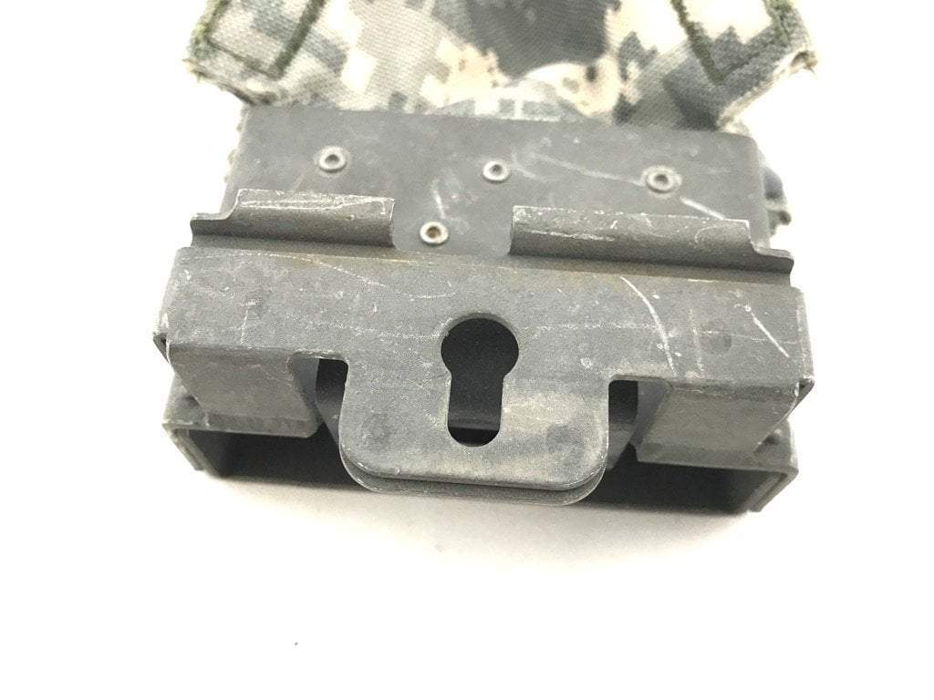 Pre-owned ACU M240B 7.62 Ammo Magazine Nutsack, 50 Round Soft Pouch