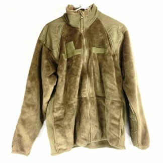 Pre-Owned GEN III Level 3 Cold Weather Fleece, Polartec Army Multicam Tan 499 Jacket Coat