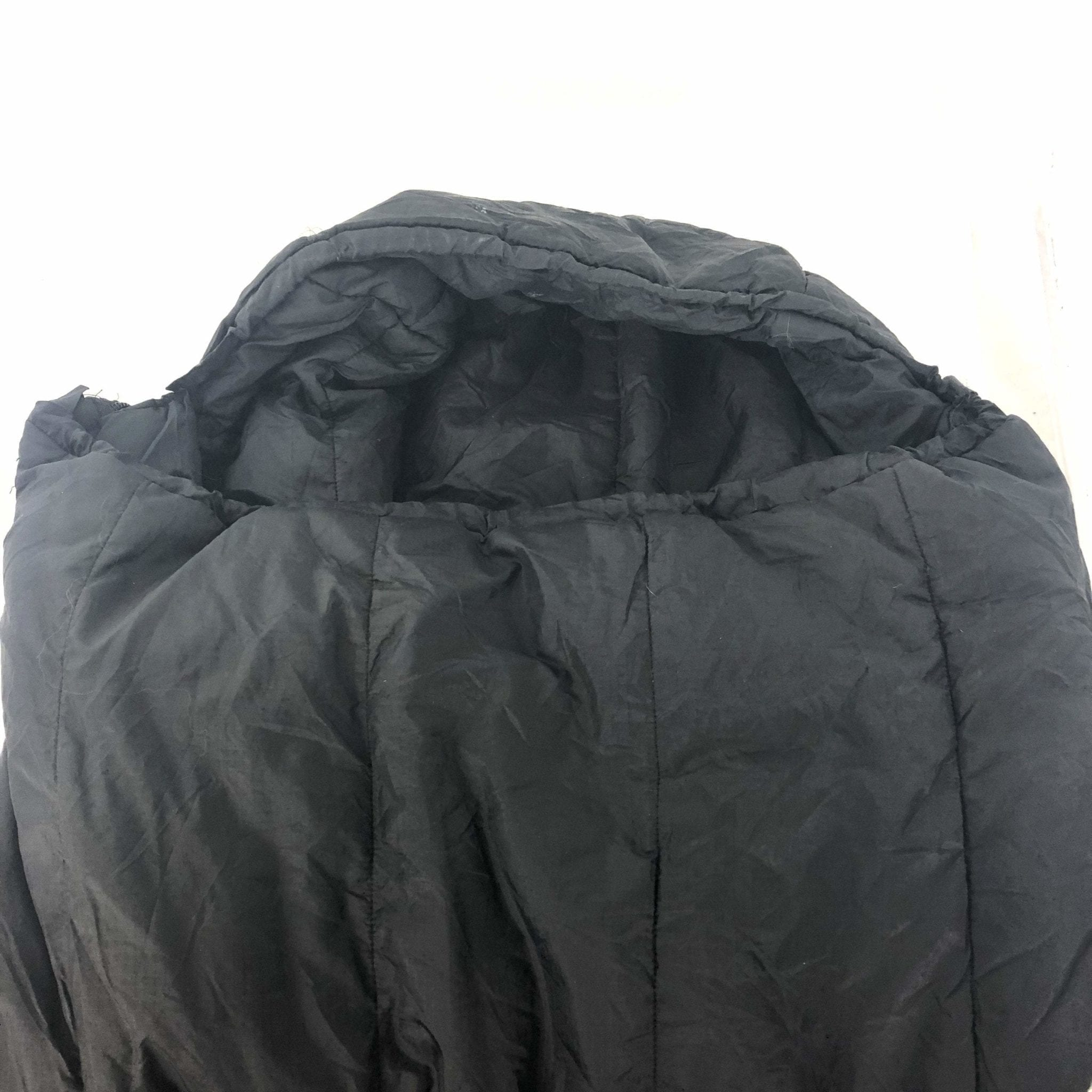Pre-Owned Military Issue Black Intermediate Sleeping Bag for BDU MSS