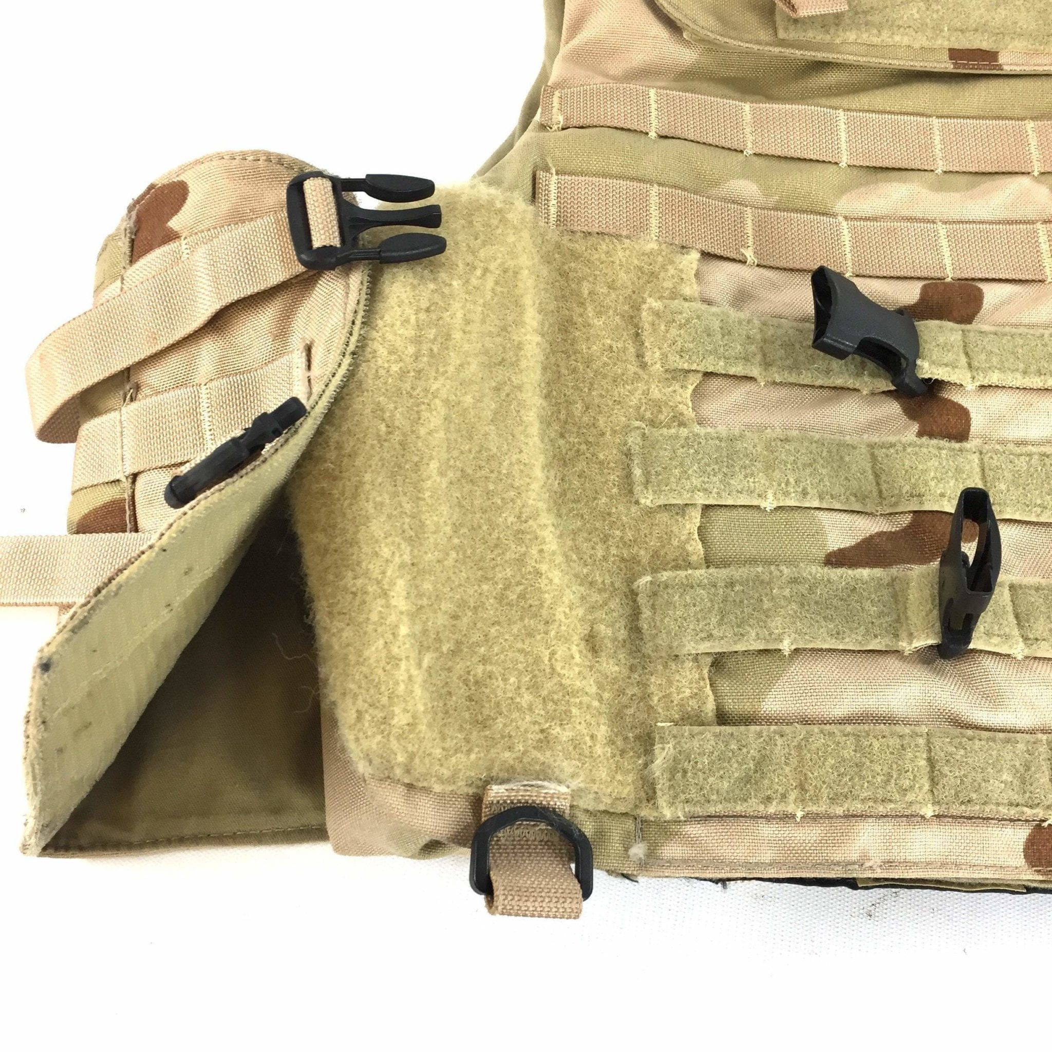 Pre-owned RBR Tactical Armor Inc. Personal Body Armor Vest M-TAC 300
