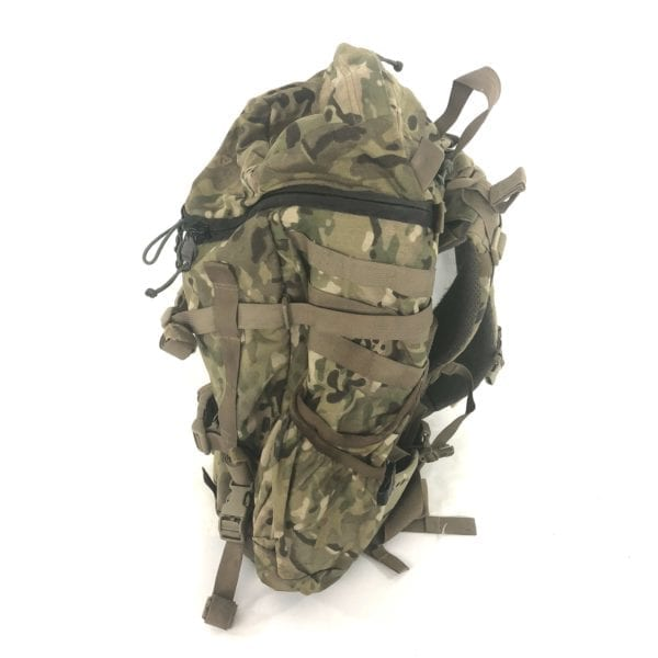 Pre-Owned Mystery Ranch 3 Day Assault Pack, Multicam Side 2