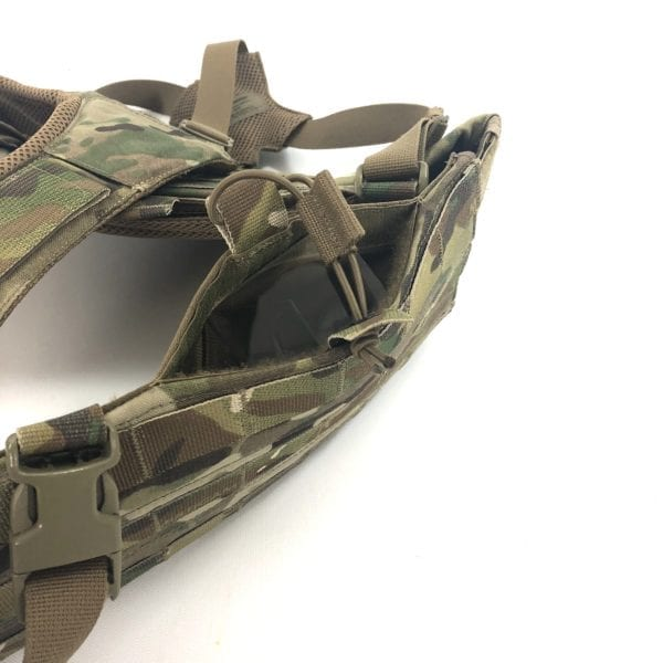 TYR Tactical COMA Sniper Harness, Multicam Pocket 1