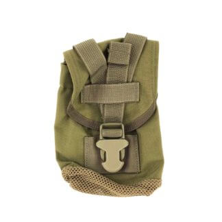 Eagle Industries Khaki Canteen Pouch Front