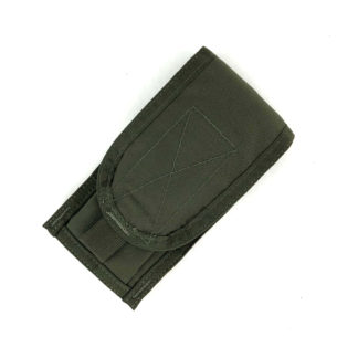 Paraclete Double Magazine Pouch, Smoke Green Overall