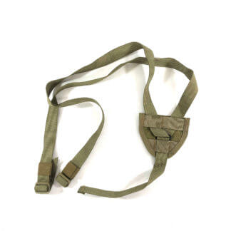 Used Eagle Industries War Belt Suspenders Overall