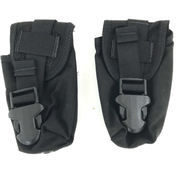 2 Pack - Used TacMed Tourniquet Case, Black