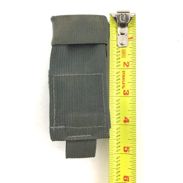 Benchmade 7 Rescue Hook Strap Cutter Length