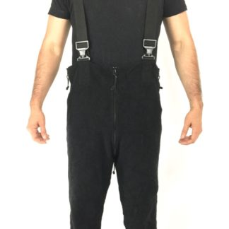 Polartec 200 Bib Cold Weather Overalls, Front