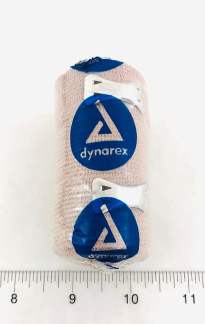 "Dynarex 3"" Elastic Bandage Measure In Package"