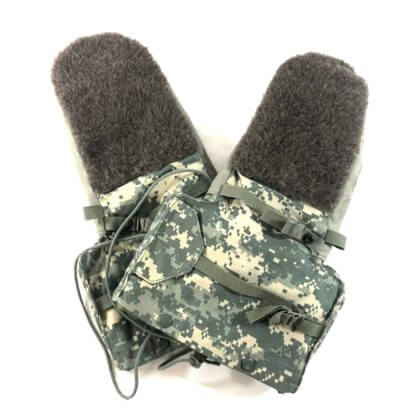 Extreme Cold Weather Mitten Liners